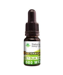 CBD Olja Recovery+ 5%ecovery+ 5%